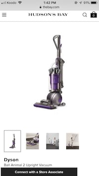 Dyson Animal 2 under 6 months old  Laval, H7G 0E7