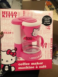 Hello Kitty Coffee Maker Edmonton, T6K 3T9