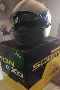 Brand New Scorpion motorcycle helmets Los Angeles, 90065