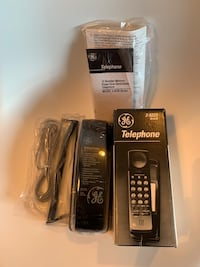 Brand new GE Telephone model 2-9223 - factory sealed! Toronto, M9B 0A2