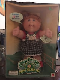 Cabbage Patch Kids Happy Sounds Kid Chesapeake, 23322