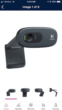 Logitech webcam Damascus, 20872