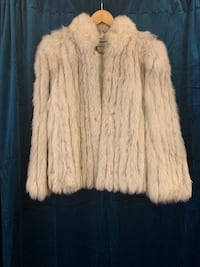 Vintage Real Fur Jacket