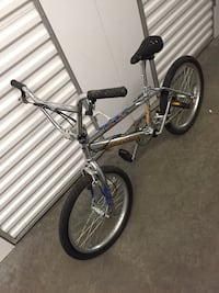 Old school diamond back JOKER freestyle bmx bike 2281 mi