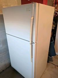 white top-mount refrigerator Barrie, L4N 7H6