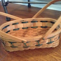 brown woven basket Guelph