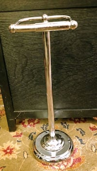 Free standing toliet paper holder Athens, 30601