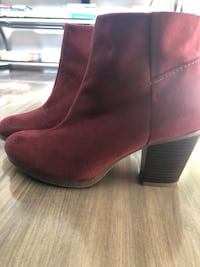Follow My Lead Ankle Boots Los Angeles, 90004