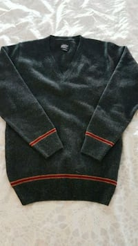 Harry Potter wool sweater made in Scotland Vancouver, V6Z
