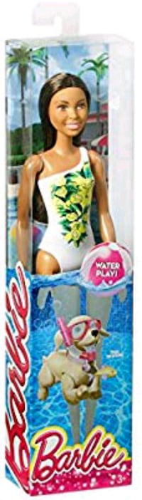 BNIB Barbie Beach Nikki Doll Toronto, M2J 5C2