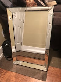 The Royal Mirror - Mirror on Mirror - 24 in. x 36 in