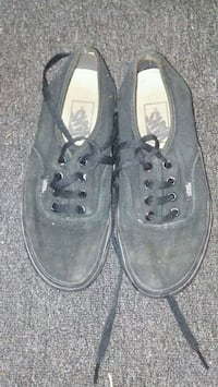 pair of gray VANS Authentic sneakers McAllen, 78504