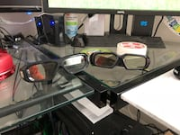 Nvidia 3d vision 2 with extra pair of glasses  Oakville, L6L 0Z7