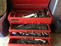 Toolbox with assorted tools Portland, 97231