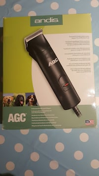 Professional single speed clipper for  dogs  5942 km