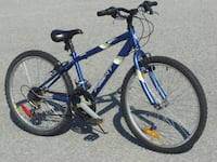 "YOUTH SIZE UNISEX 24"" CHALLENGER 18 SPEED MOUNTAIN BIKE! Mississauga"