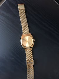 Gold Nixon watch Sanford, 32773
