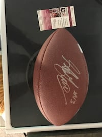 Trade?/Todd Gurley autographed ball , V9P 1W9