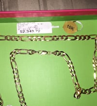 silver necklace Smithville, 64089