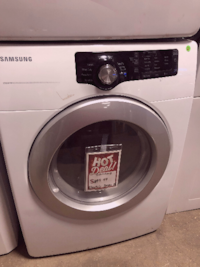 Samsung F/L Electric Dryer Riverhead
