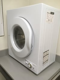 white front-load electric dryer Los Angeles