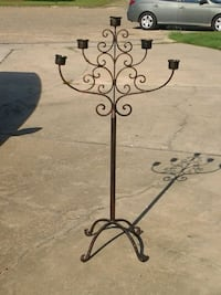 4Ft tall iron candle holder  Montgomery, 36117