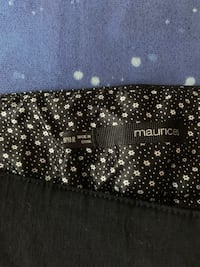Maurice's black dress pants