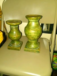 Candle holders.  Houma, 70364