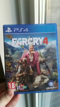 Farcry 4 PS4 spill Fet, 1900
