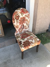 Upholstered accent chair Laguna Niguel, 92677