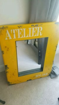 Atelier Yellow Mirror Ellicott City, 21042