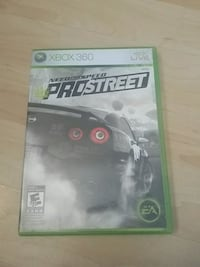 Need for speed Prostreet Sudbury, P3A 2X1