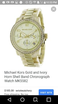 Michael Kors watch  PORTLAND