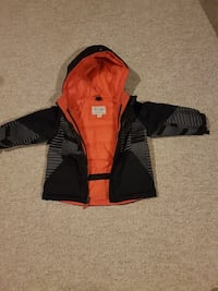 2 T boy 3 in 1 winter jacket  Mississauga, L5N 0C1