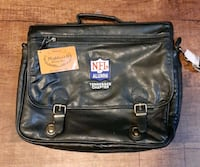 NFL Alumni Tennessee Chapter black laptop bag Nashville, 37211