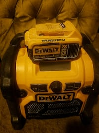 yellow and black DeWalt pressure washer Las Vegas, 89101