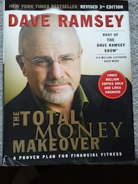 Dave Ramsey The Total Money Makeover Concord, 03303