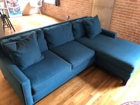 Sofa with chaise Houston, 77002
