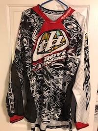 NWT! Troy Lee Design motocross shirt Edmonton, T6W 0Y9