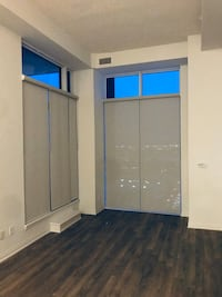 Never lived in 2B+D Penthouse APT For rent 2 full WR Toronto