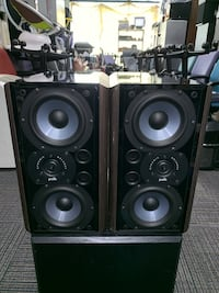 POLK AUDIO HIGH END SPEAKERS MODEL LSi9