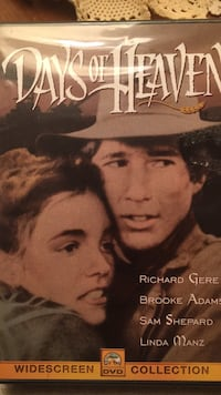 Days of Heaven. Richard Gere $1 Markham
