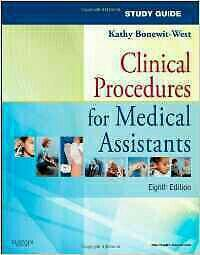 Clinical Procedures For Medical Assistants book
