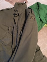 Canadian forces OD field jacket Toronto, M1H 1A9