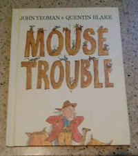 Mouse Trouble Hardcover Book Danville, 17821