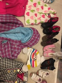 Toddler Girl Clothes and shoes 2T (over 35 pieces) Vienna, 22180