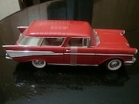 57 Chevy monad 1/18 scale 2179 mi