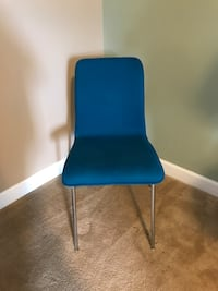 Beautiful Blue Modern Chair Gainesville, 20155