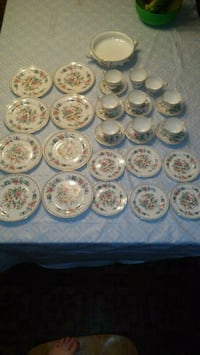 China set Harpers Ferry, 25425