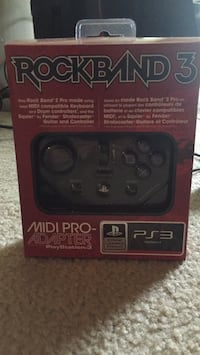 Electronic drum to Ps3/4 hookup for rockband Virginia Beach, 23455